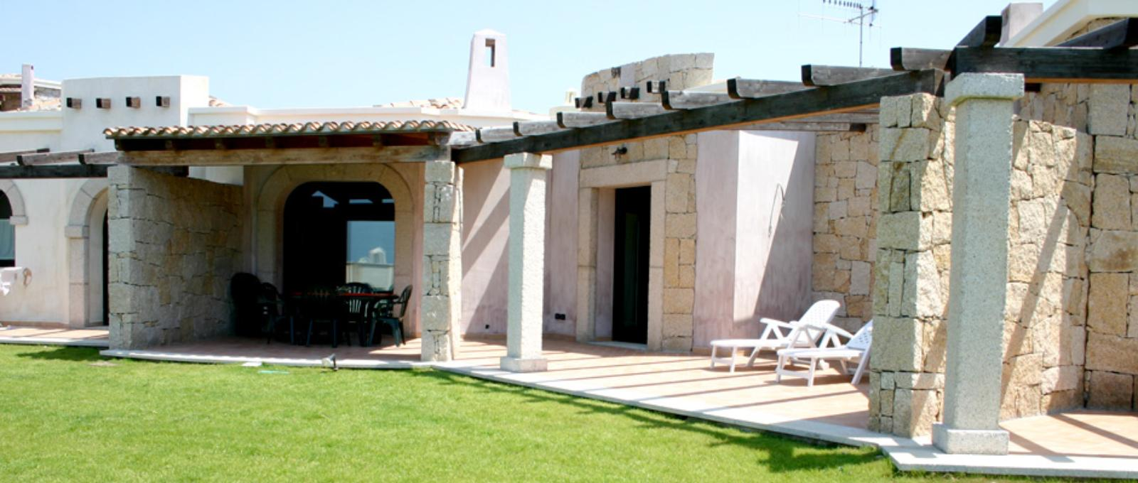 Résidence Panorama Alghero Villa 4 personnes