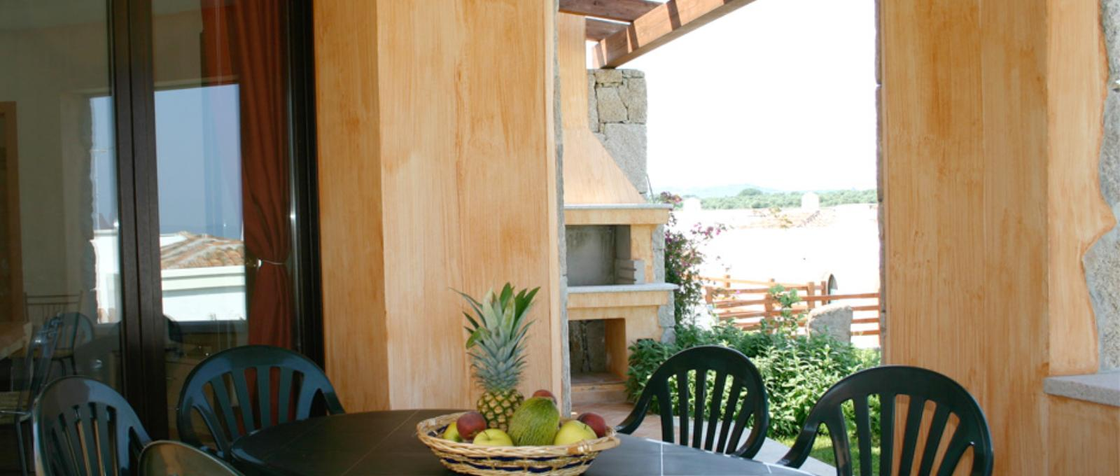 Panorama residenz Alghero, Villa 4 personen