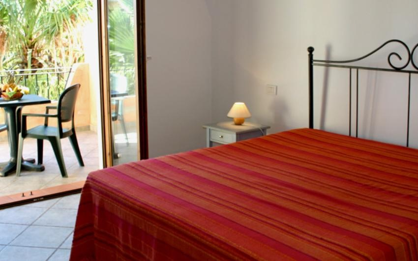 Residence Village Palau 2-zimmer-Apartment 4 pax