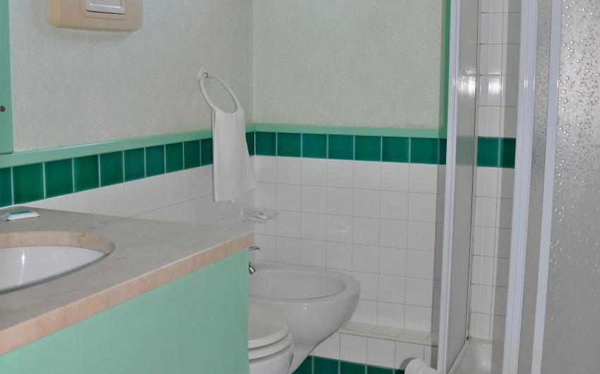 Residenz Resort San Teodoro Villa 3 zimmer, 5 Personen