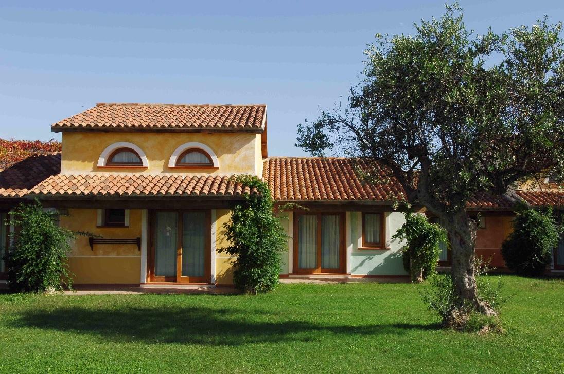 Residence Resort San Teodoro Villa 3 chambres 6 Pax