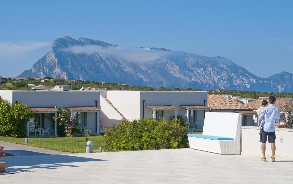 Apartament Standardowy Rezydencja Monte Petrosu San Teodoro
