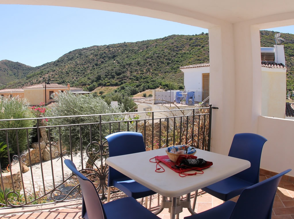 Residence Villas in Budoni, Sardinia, 3 rooms for 6 people