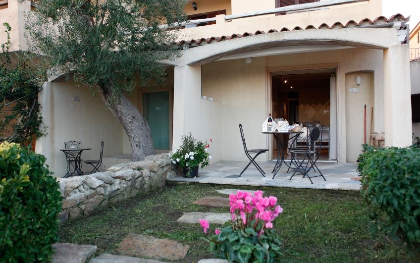 Residence Baia of Marinella-Olbia in Sardinia