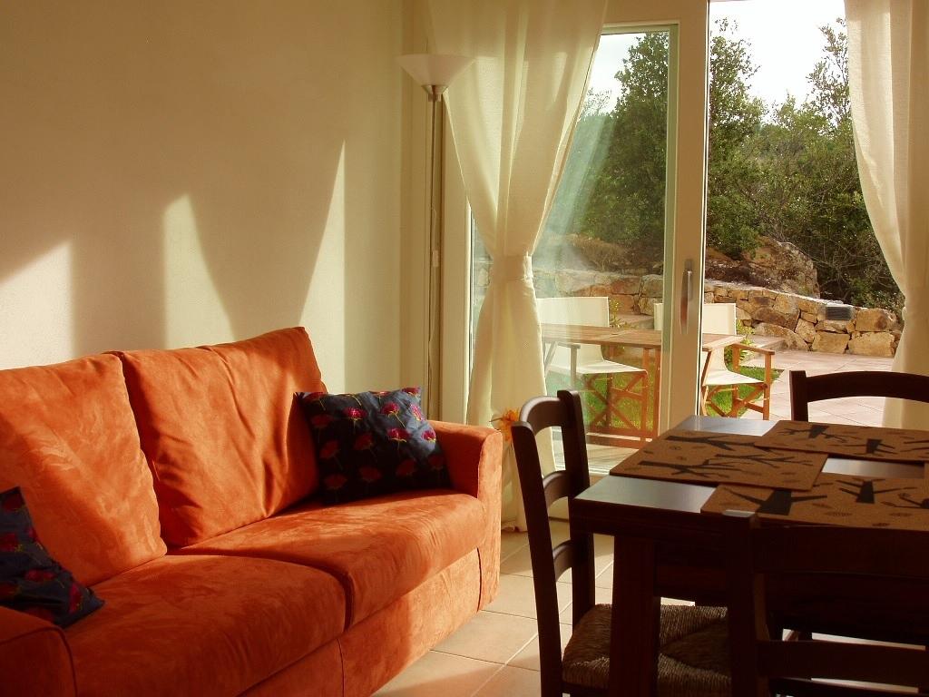 Wohnung mit 3 zimmer Residenz Baia Olbia Sardinien 6 personen
