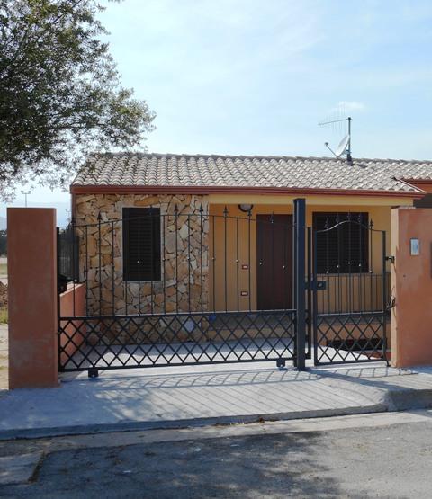 Villa Porto Frailis 500m Plage 6 pax Arbatax