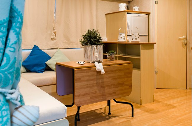 Maison Mobile Classic 4 bord de mer Pula Sud Sardaigne