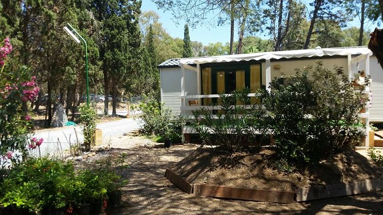 Camping Village Maison Mobile Vue mer Santa Margherita di Pula