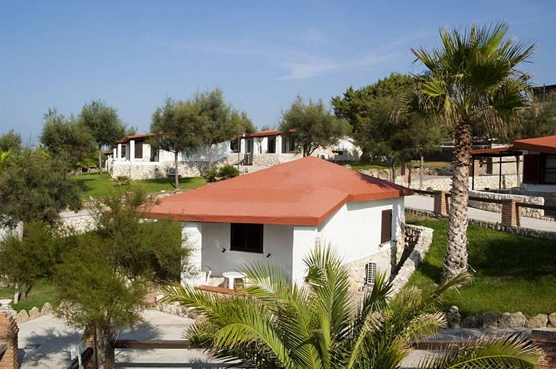 Camping Village Lu bagnu Castelsardo mobilhome 2 pièces