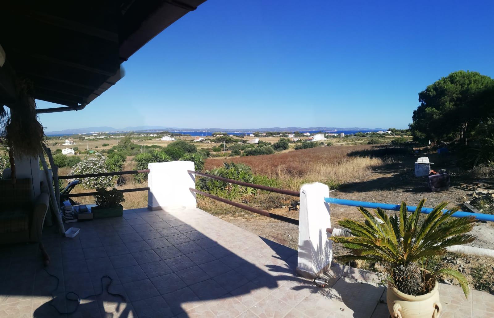 Villa La Bobba Sea View Carloforte Island Of Saint-Pierre