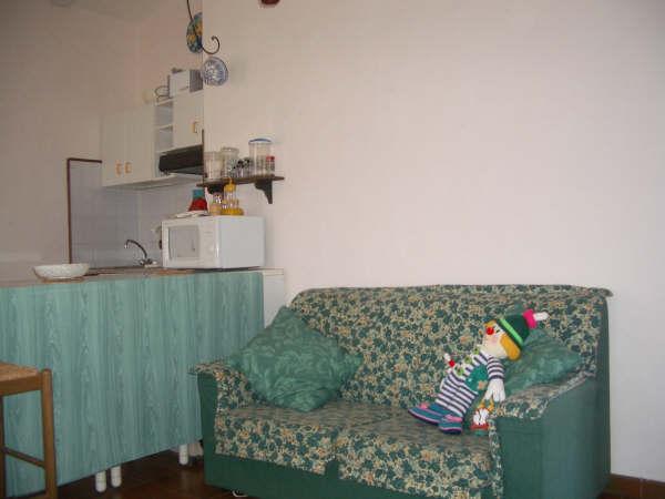 Квартира Джанетта 300 метров от моря Порто Колумбу Сардиния