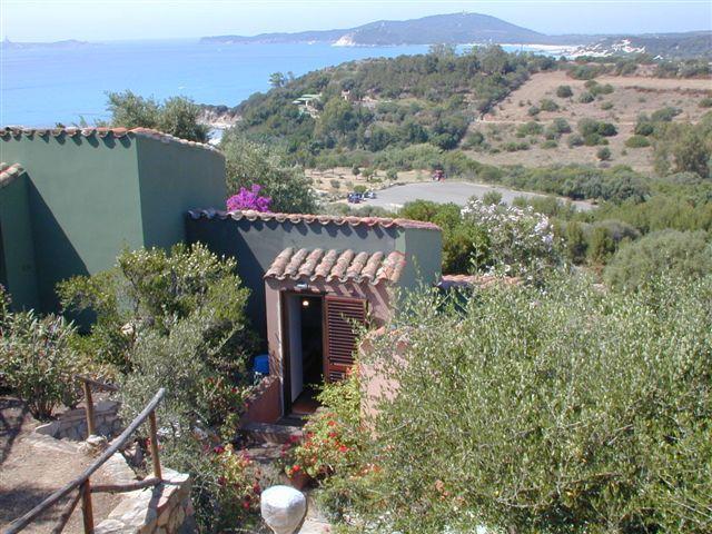 Villa Cristina 400 Meter vom Strand in Villasimius