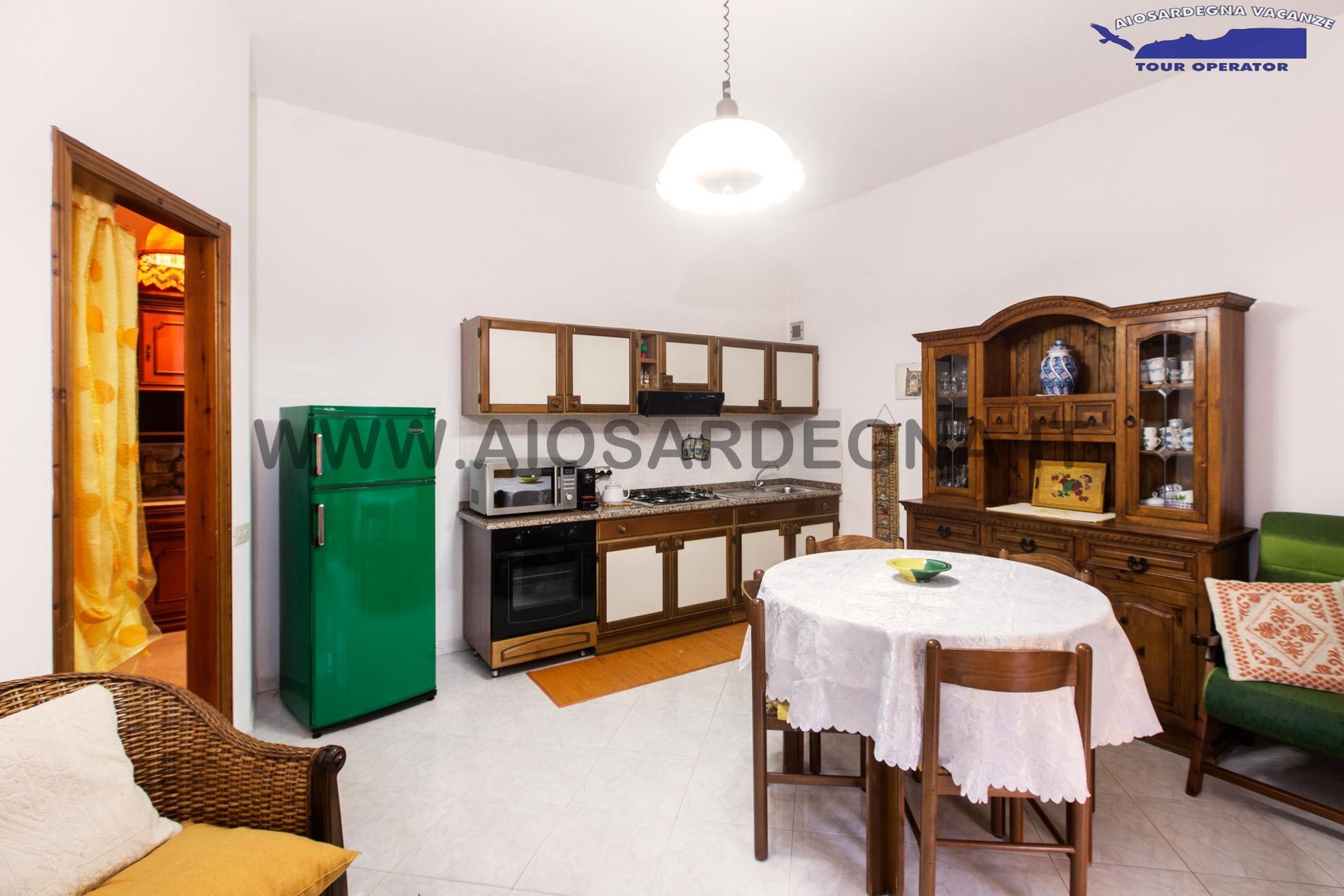Трехкомнатная Квартира Тре с WiFi Пула Юг Сардинии