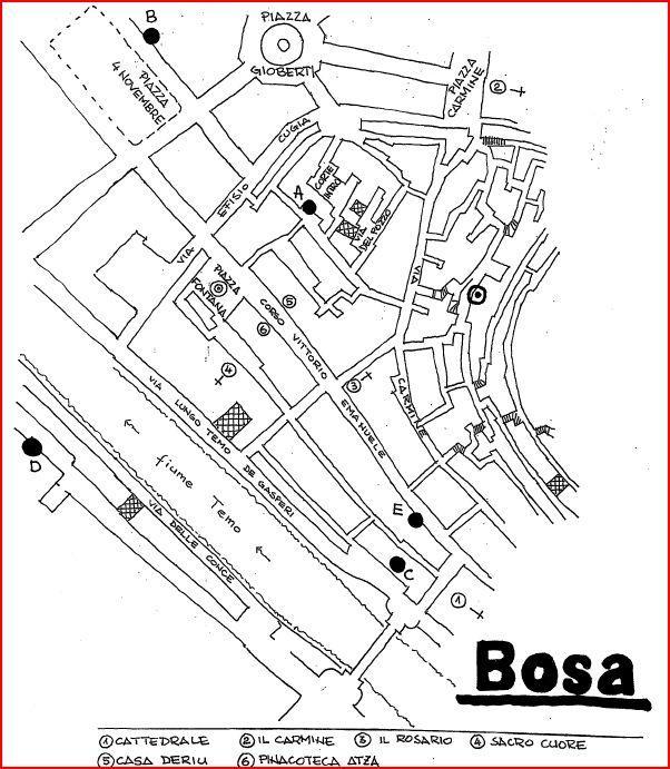 Panoramic Studio in Bosa