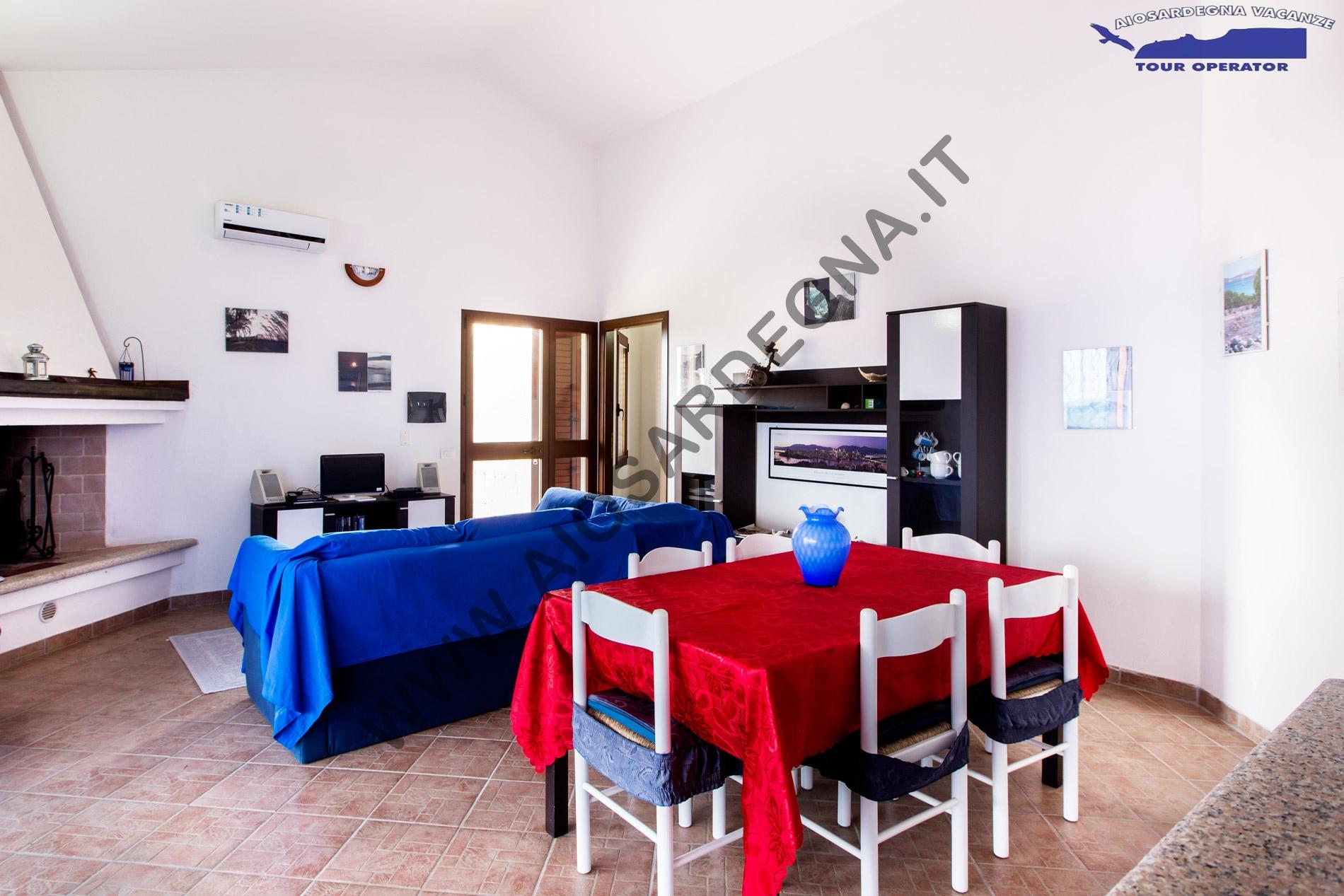Villa Rosa Panoramic, South of Sardinia