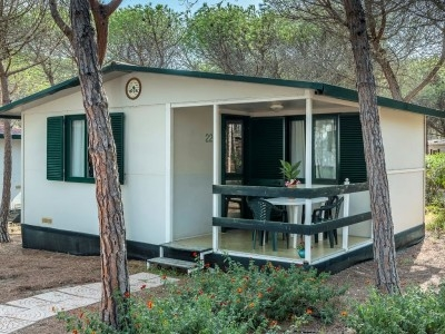 Bungalow 4 in Camping Village Platamona