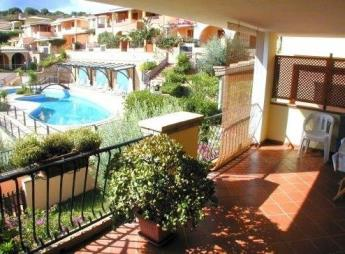 Appartamento Bilo in Residence con Piscina Villasimius