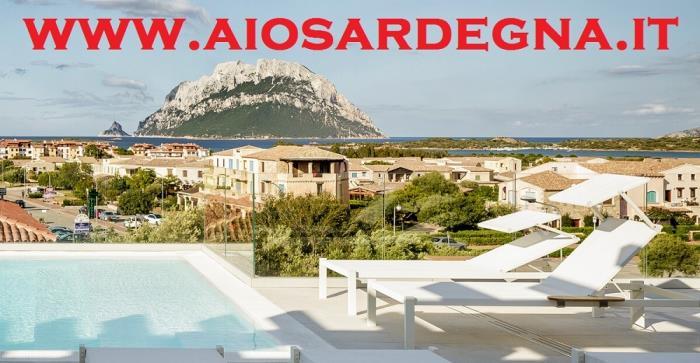 Mono Borgo in Residence con Piscina Porto san Paolo