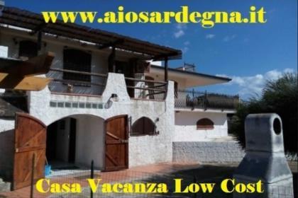 Casa Vacanza Piano terra 900m mare Porto Pino Sardegna