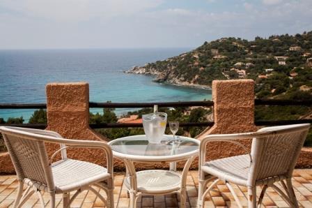 Splendida Villa Panoramica 800m mare Torre delle Stelle Sardegna