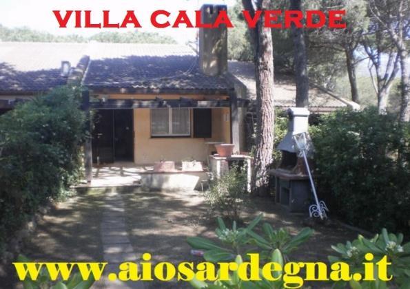 Villa Cala Verde 150m mare Santa Margherita di Pula