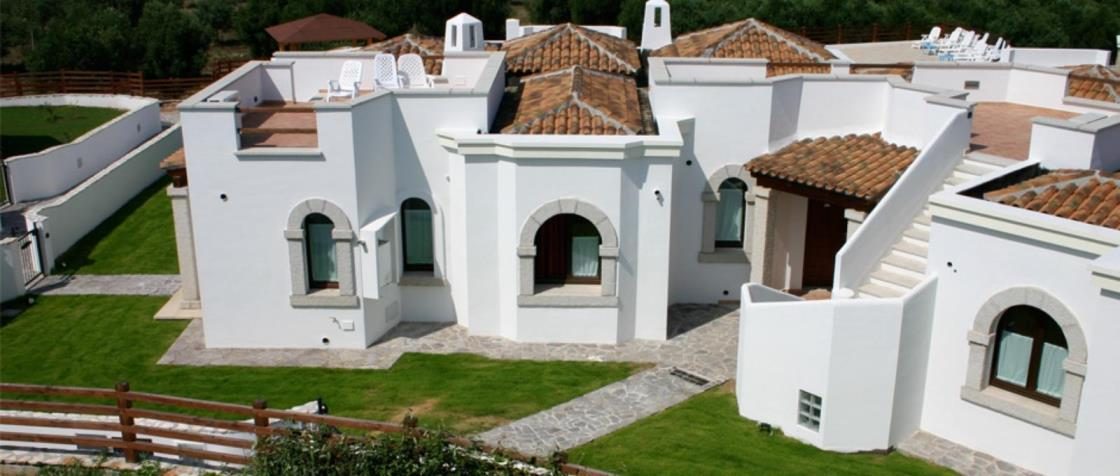 Residence Resort Alghero, Sardinien ferienhaus villa 2 badezimmer