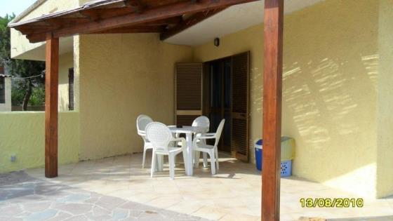 Villa Serenella Is Pillonis Porto Pino 2km dalla Spiaggia