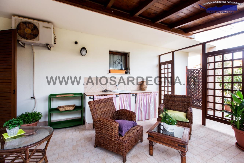 Casa Pascoli 2 Appartamento Trilocale in Centro di Pula Sardegna