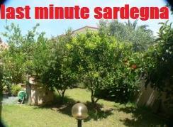 Last Minute affitto Villa Eugenio sulla spiaggia Nora Pula Sud Sardegna