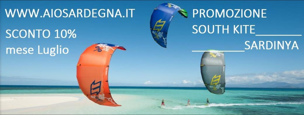 Corsi di KiteSurf : Scopri la Sardegna facendoti trascinare dal vento.... Sconto 10% per prenotazioni entro Luglio