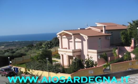 Appartamento Bilocale con Vista in Residence Badesi