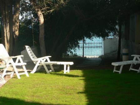 Villa Fronte Spiaggia di Nora Pula 6 PL Sardegna
