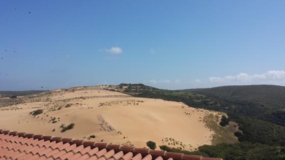 Appartamento sulla Duna di Sabbia Torre dei Corsari