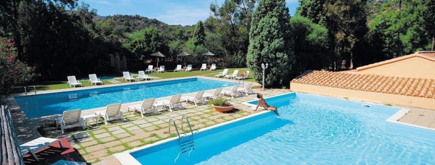 Hotel Village Rocca Dorada aiosardegna