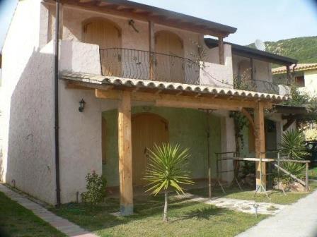 Villa Chia Village con vista mare