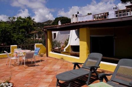 Villa Gialla Capo Blu Residence Santa Margherita di Pula