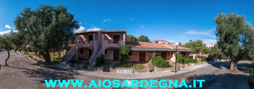 Ferienhaus San teodoro Sardinien Apartment am meer, die Füße im wasser