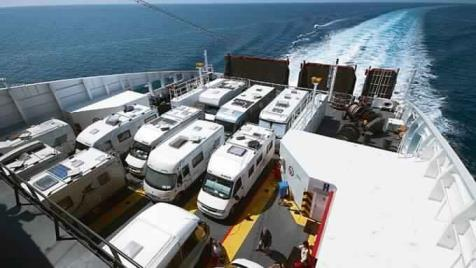 Traghetto Sardegna Offerte Camper