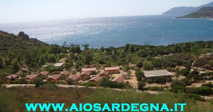 Bungalow Bilo Villaggio Camping Mare Ogliastra