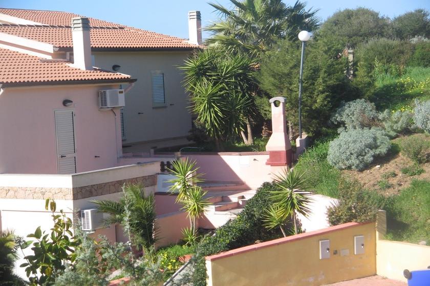 Badesi 1 affitto Appartamento Vacanza Trilocale in zona Panoramica