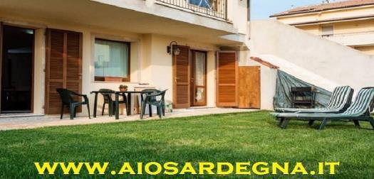 Casa Vacanza Olmedo piano terra con giardino Alghero