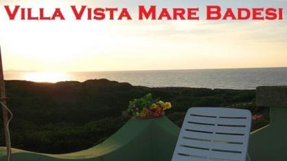Villa indipendente Fronte mare Badesi