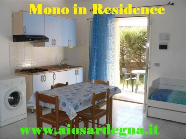 Appartamento Monolocale in Residence Badesi