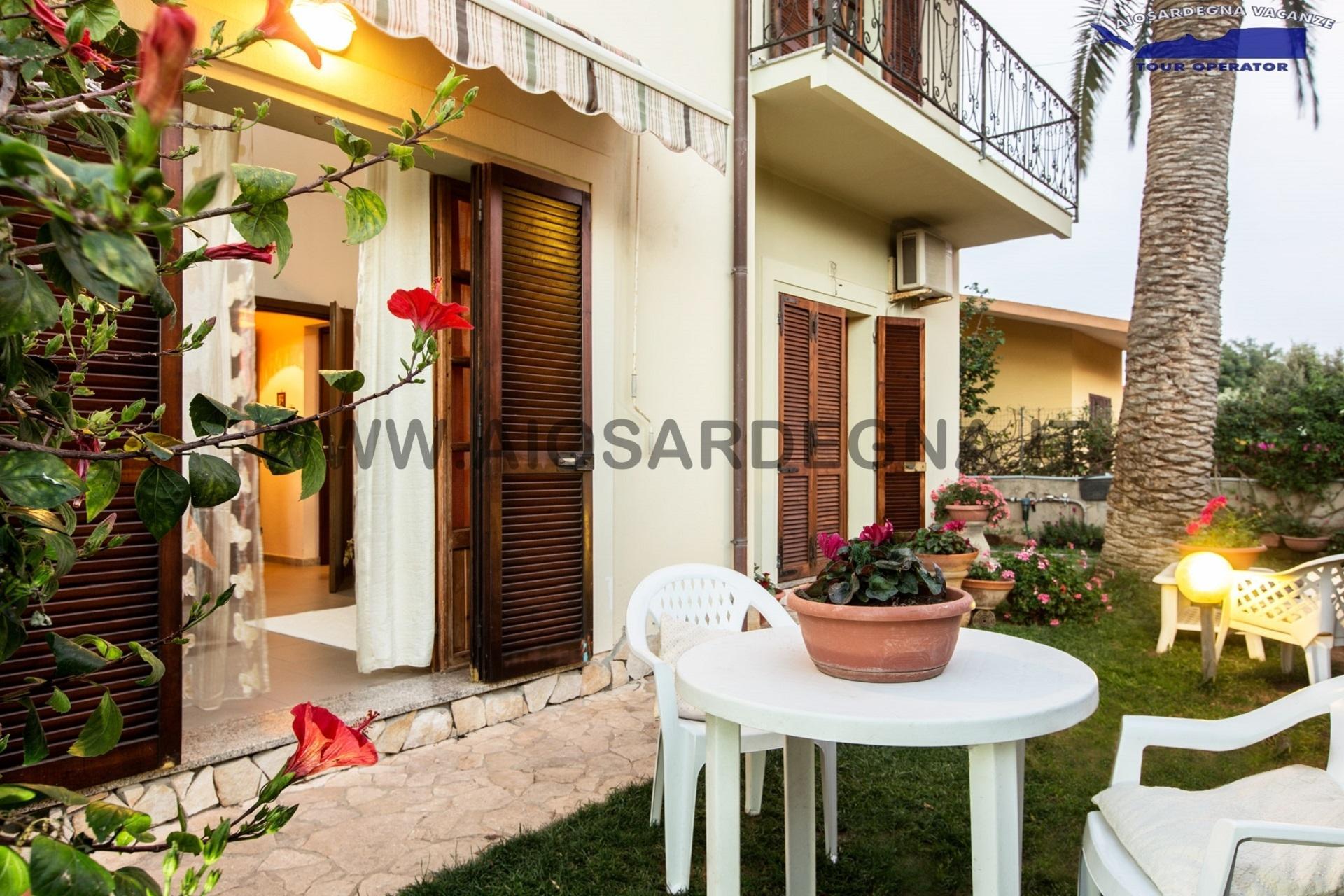 Casa Uno Appartamento con Giardino Wifi Pula Sud Sardegna