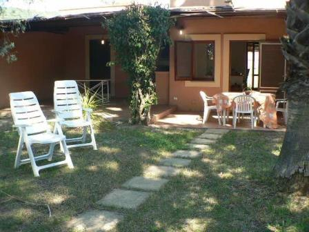 Villa indipendente sulla spiaggia Cala Pira Costa Rey