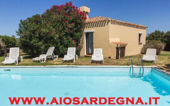 Hotel village hotel with swimming pool for the family Stintino Sardinia