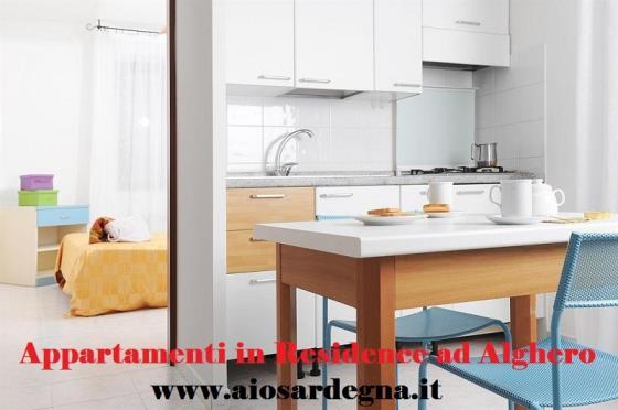 Residence al mare Alghero appartamento bilocale