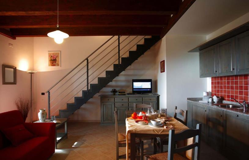 Holiday rentals Sardinia-Alghero Residence with swimming Pool Apartment Holiday
