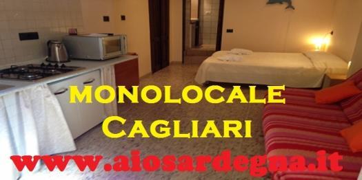 Monolocale Villanova Centro Storico di Cagliari
