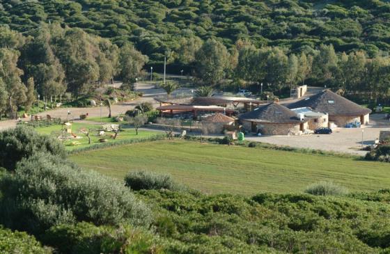 Bilocale con Piscina in Villaggio Vacanze in Campagna ad Alghero